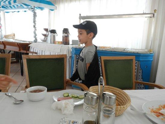 Residence la Paix : petit dejeuner