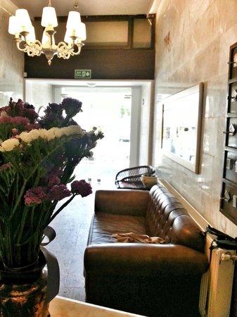 Cesurlar Hotel : reception