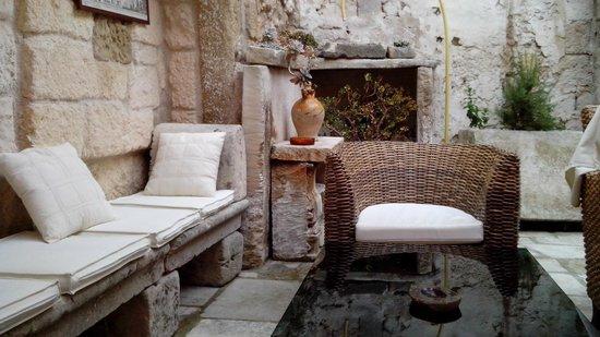 Salento Guesthouse B&B : Patio