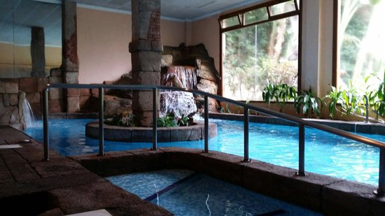 diverhotel Tenerife Spa & Garden : Relaxing afternoon in the spa 25/5/14