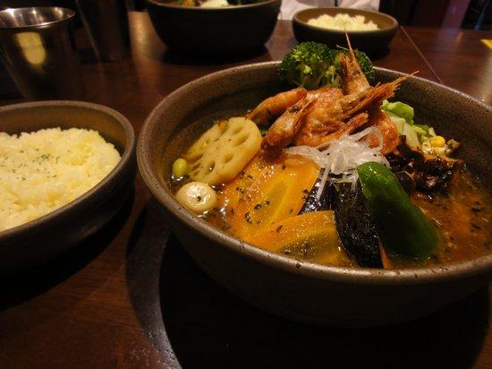 Picante: スープカレー