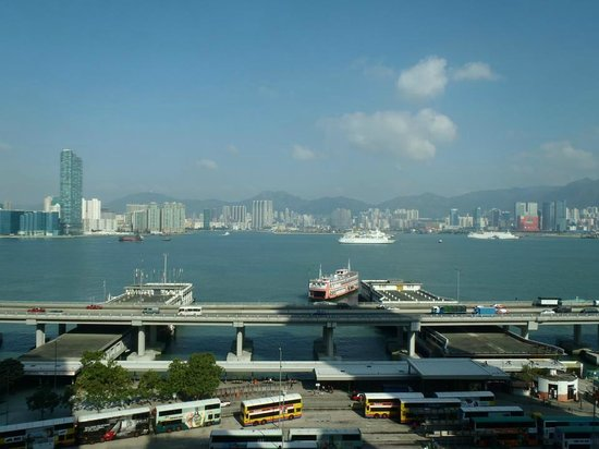 Ibis Hong Kong North Point : Harbour View Room