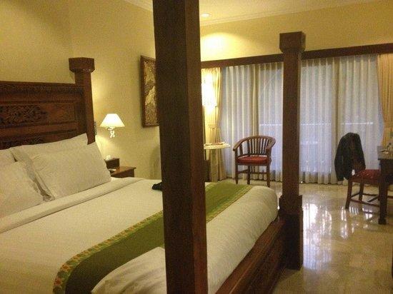 Ayung Resort Ubud: Deluxe room Sita wing