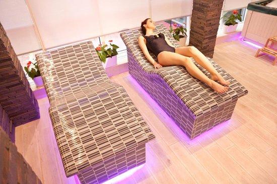 Grand Hotel & Spa Tirana: Relax area-Spa Center