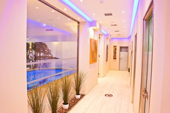 Grand Hotel & Spa Tirana: Spa Center