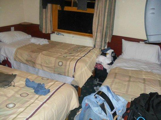 St. David's Hotels: un pò stretta