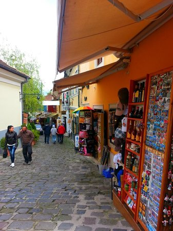 Cityrama Sightseeing Tours: Szentendre. Lovely little traditional town