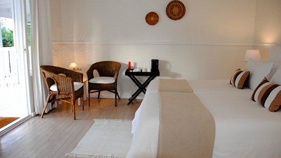 Cuningham's Island Guest House : Room