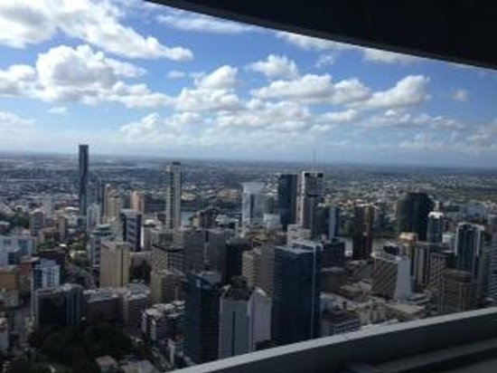 Meriton Suites Herschel Street, Brisbane: 2 bedroom skyview