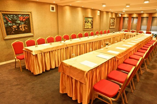 Grand Hotel & Spa Tirana: Gold Conference Saloon