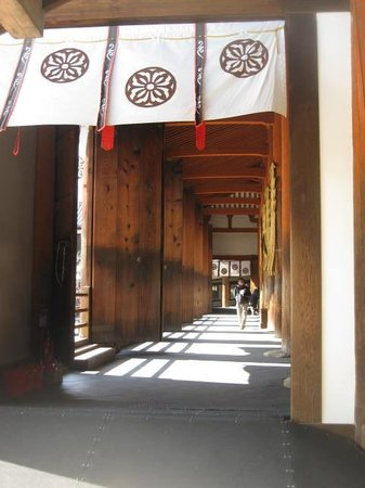 Horyuji Temple: Great Lecture Hall