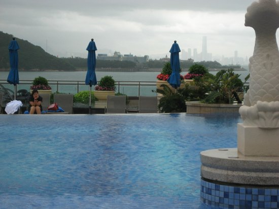 Auberge Discovery Bay Hong Kong: Pool