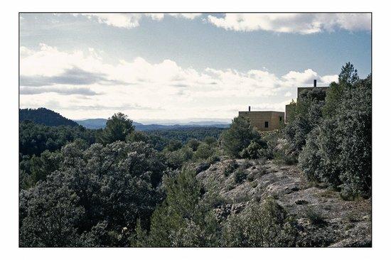 Monroyo, Španělsko: Endless views