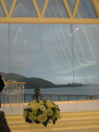 Auberge Discovery Bay Hong Kong: Venue for Wedding Ceremony