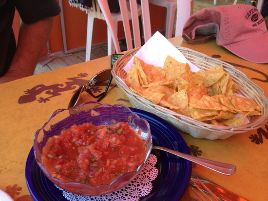Gecko's: Chips and Salsa