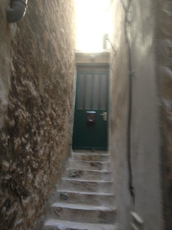 Diocletian Palace Experience: entrance