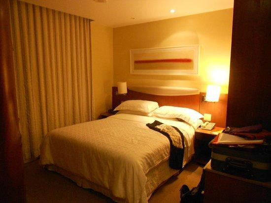 Sheraton Barra Rio de Janeiro Hotel: Comfortable bed