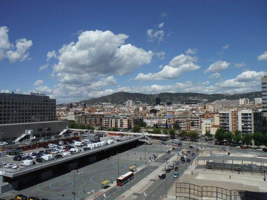 Expo Hotel Barcelona: vista