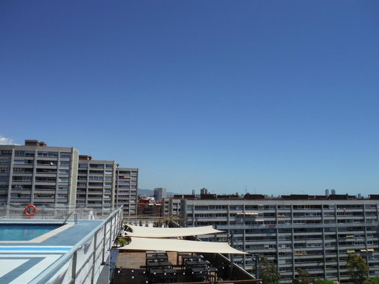 Expo Hotel Barcelona : vista
