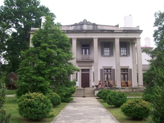 Belle Meade Plantation : Belle Meade Mansion