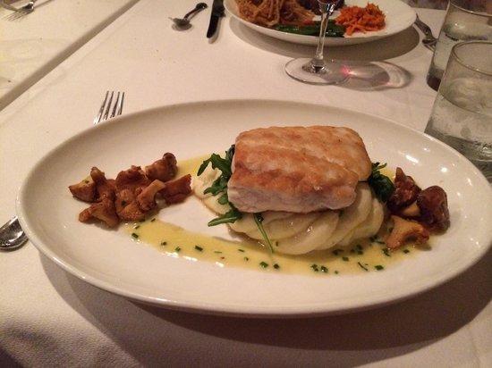 Bern's Steak House : Yellowtail