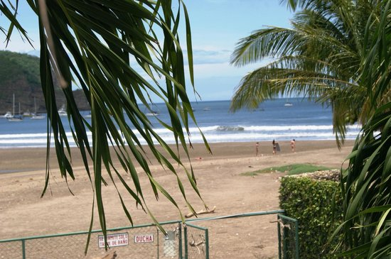 HC Liri Hotel: Salida a la playa de San Juan del Sur.