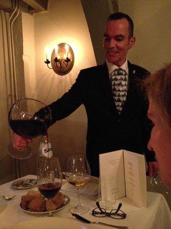 De Silveren Spiegel: Wine tasting!