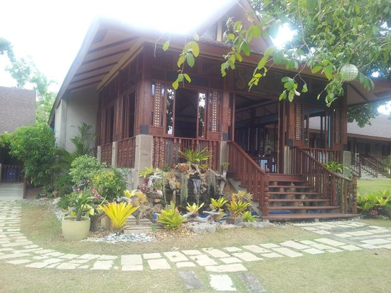 Sophia's Garden Resort: resto