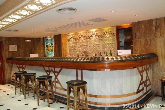 Eurostars Conquistador: Bar de l'hôtel