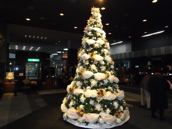 Hotel Granvia Kyoto : 可愛いツリー