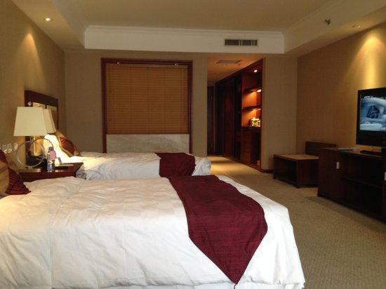 Shenyang Rich Gate Hotel: 客室内