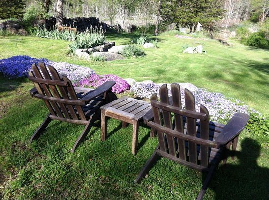 Inn at Lower Farm Bed and Breakfast: Sit and relax