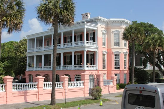 Southern Accent Tours: Charleston home South of Broad