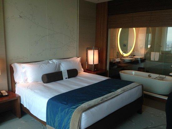 Conrad Tokyo: Bedroom