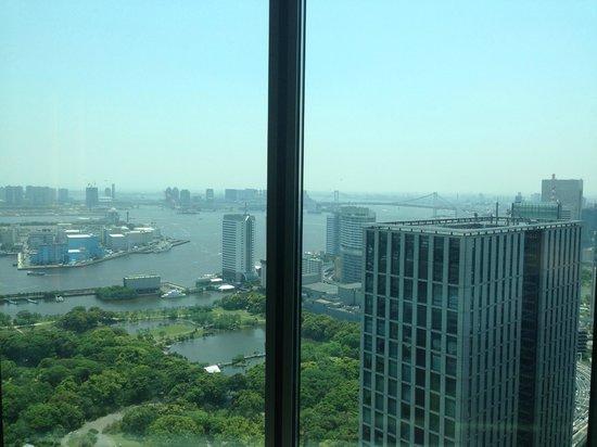 Conrad Tokyo: Bay View