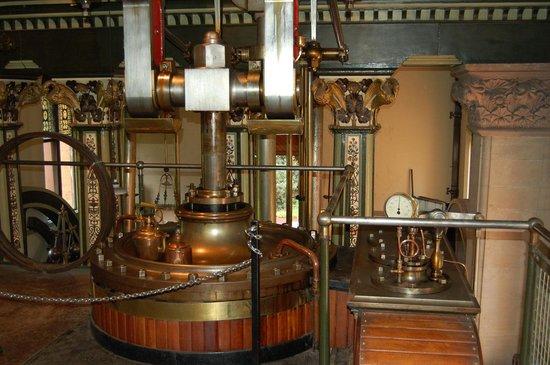 Papplewick Pumping Station: Machinery