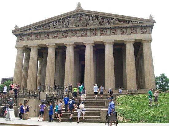 Parthenon Centennial Park