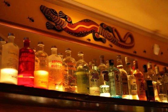 Jack's Restaurant : baren