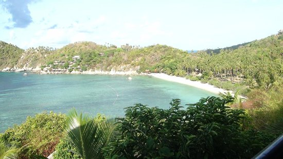 Jamahkiri Resort & Spa: Vista dal ristorante