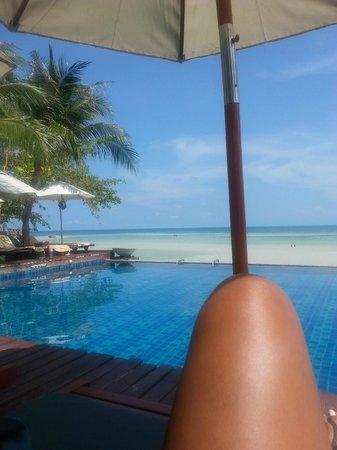 Baan Haad Ngam Boutique Resort & Villas : pool