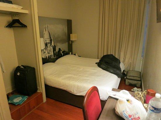 Victoria Hotel: Это уже второй номер, чуть побольше первого