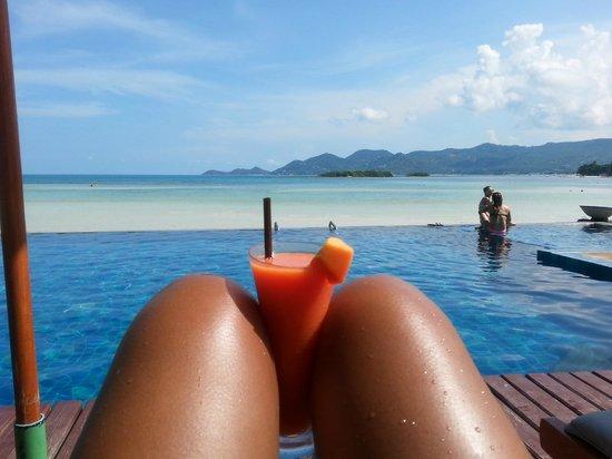 Baan Haad Ngam Boutique Resort & Villas : cocktail