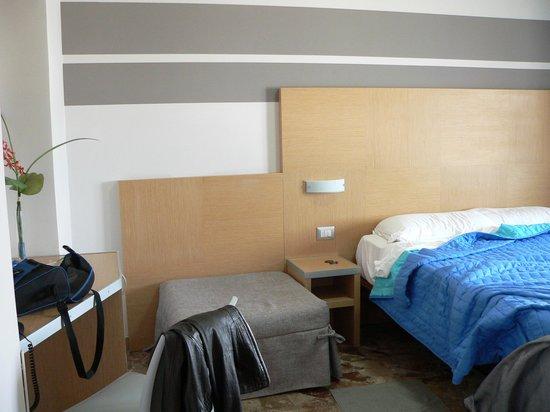Hotel La Scaletta: The room