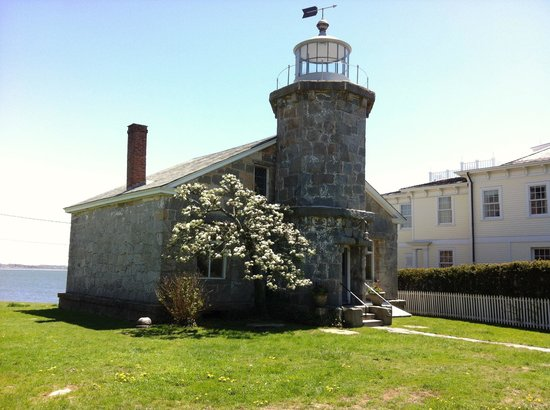 Old Lighthouse Museum : Street view