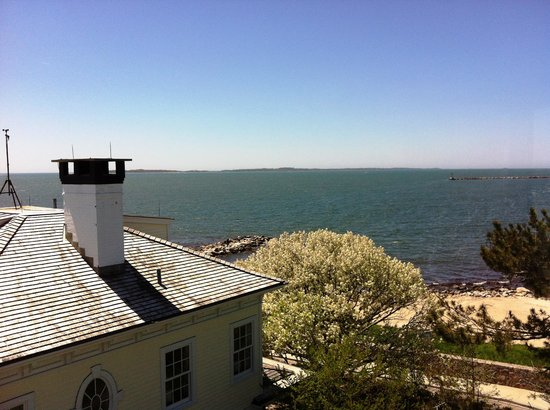 Old Lighthouse Museum: The great view