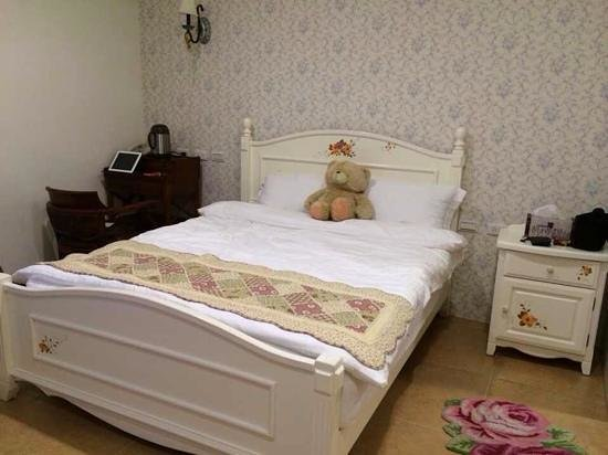 Flower Inn Taipei: lovely room