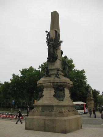 Arco del Triunfo (Arc del Triomf): Monument