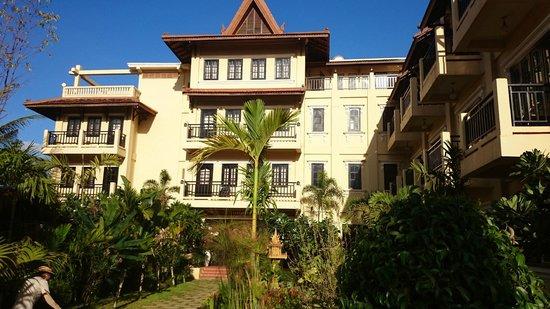 Malika d'Angkor Boutique Hotel : Hotel view