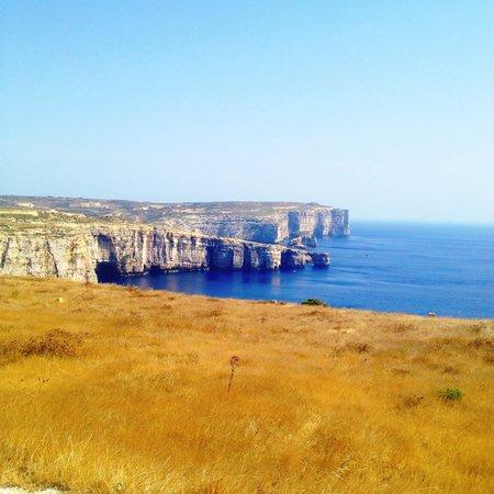 Karlito's Way: Azure window, Gozo