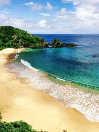 Baia do Sancho: A praia mais bonita de Noronha